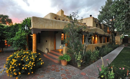 2-Night Stay for Two at Inn on La Loma Plaza in Taos, NM