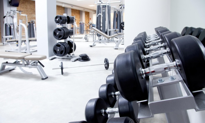 Dynamic Sports Training-Tomball - Northwest Harris: Four Weeks of Unlimited Strength and Conditioning Classes from Dynamic Sports Training (65% Off)