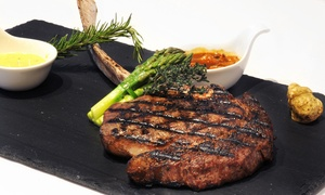 Ikra: $27 for $50 Worth of European and Mediterranean Fine Dining at Ikra