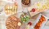 Up to 16% Off Food and Drink at Firenza Pizza