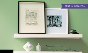 Art Heads Custom Framing: $41 for $125 Worth of Custom Framing at Art Heads Custom Framing