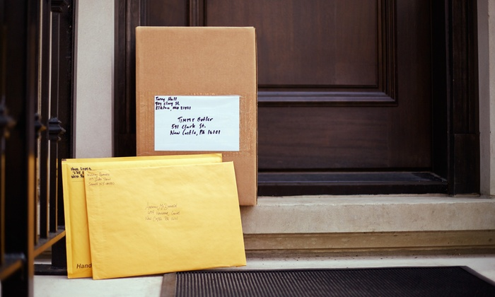 Bock Trans - Salt Lake City: $47 for $100 Worth of Package Delivery — Bock Trans