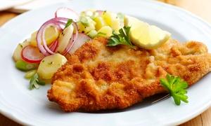 Restaurant Deutsche Eiche: Bayerisches 3-Gänge-Menü für zwei oder vier Personen im Restaurant Deutsche Eiche (bis zu 51% sparen*)