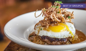 Ryan's Grill: American Food for Lunch or Dinner at Ryan's Grill (Up to 33% Off)