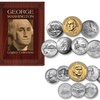 Legacy Coin Collection Sets featuring Historical U.S. Figures