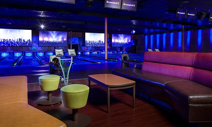 iT'Z  - iT'Z : Hour of Bowling, Buffet Meals, and Video Games for Two or Four at It'z Family Food and Fun (Up to 62% Off)