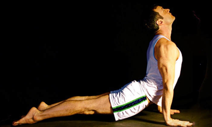 You and the Mat - Orange County: $1,499 for 200-Hour Yoga-Teacher Training with James Brown at You and the Mat (Up to $3,250 Value)