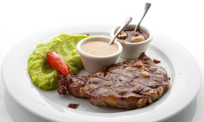 Medzzo הוותיקה במרינה הרצליה: ארוחת שף שווה במיוחד ליחיד רק ב-109 ₪! פתיח, מנה ראשונה, עיקרית, אלכוהול וקינוח.