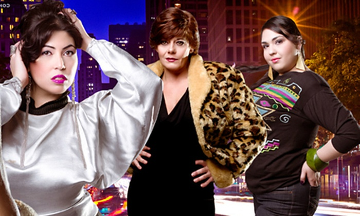 "Chevrolet and Project ThYck Present ""Curves. Couture. Chicago."" Fashion Show - Near North Side: Chevrolet and Project ThYck Present ""Curves. Couture. Chicago."" Fashion Show on October 20 (Up to 29% Off)"