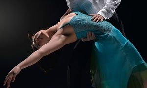 American Ballroom and Latin Dance Studio: Adult or Kids' Dance-Class Packages at American Ballroom and Latin Dance Studio (Up to 75% Off). Four Options Available.