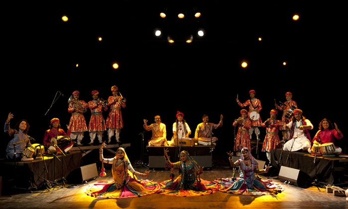 Bollywood Masala Orchestra of India  - Lehman Center for the Performing Arts: Bollywood Masala Orchestra and Dancers of India on November 15 at 4 p.m.