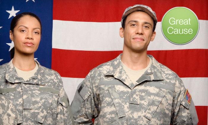 Veterans Green Jobs - Denver: $10 Donation for Career Services for Veterans