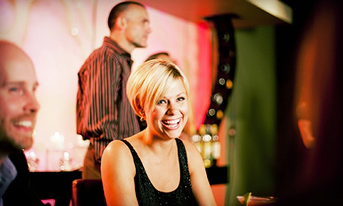 Planet Gemini - Casanova Oak Knoll: Comedy Show with Appetizers for Two or Four at Planet Gemini (Up to 52% Off)