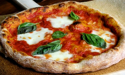 Italian Food for Dinner for Two or Four at Lago D'Argento Pizzeria(Up to 41% Off)