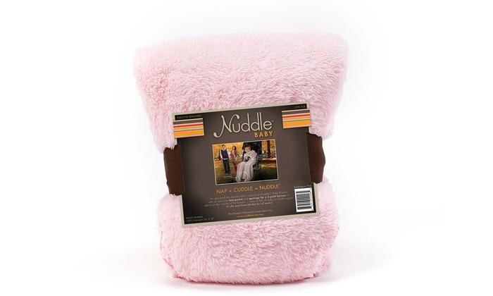 nuddle baby stroller blanket groupon goods. Black Bedroom Furniture Sets. Home Design Ideas