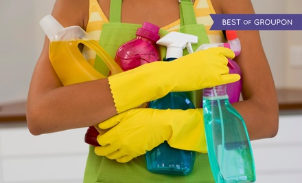 Two Person House Cleaning for Up-To Two or Four Man Hours at Marshall Cleaning Service (Up to 45% Off)