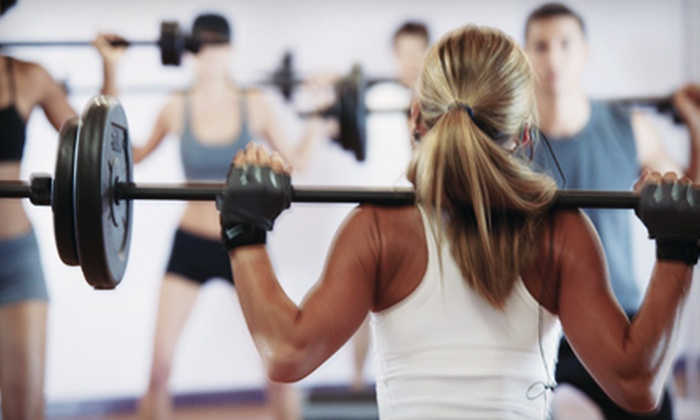CrossFit Fort Worth - Multiple Locations: 10 or 20 CrossFit Classes at CrossFit Fort Worth (Up to 85% Off)