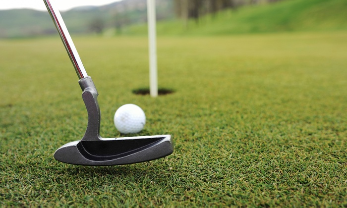 Van Nuys Golf Course - Lake Balboa: Golf Package for Two or Four Including Pull Carts and Range Balls at Van Nuys Golf Course (Up to 54% Off)