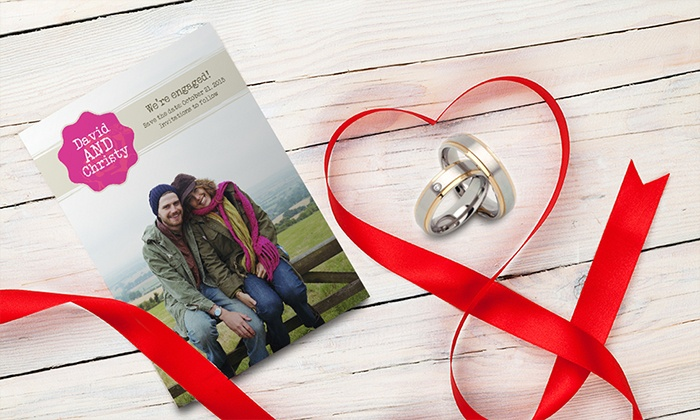 York Photo: $5 for 20 Custom Stationery Cards from York Photo ($14.99 Value)