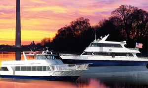 National Ferry Corporation: Daytime or Cocktail on the Harbor Cruise from National Ferry Corporation (Up to 57% Off)