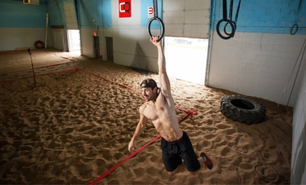 10 or 20 Race and Obstacle Training Sessions at Conquer (Up to 78% Off)