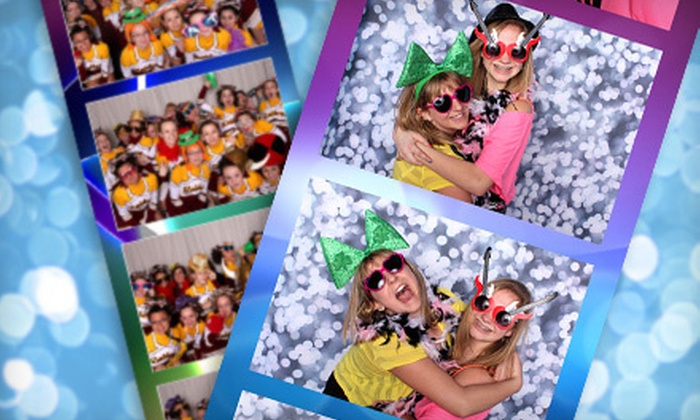 Premierbooth - Liverpool: $450 for a 3.5-Hour Photo-Booth-Rental Package from Premierbooth ($995 Value)
