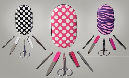Five-Piece Manicure Set. Multiple Styles Available.