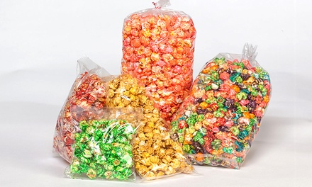 Gourmet Popcorn from The Popcorn Station (Up to 51% Off). Two Options Available.