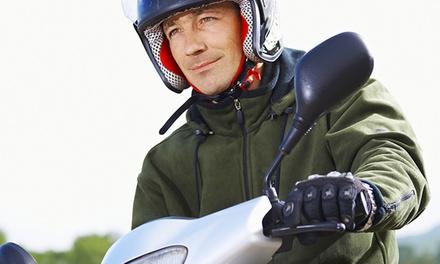 1 stage de 7 heures pour la conduite de scooter 125 cmᶟ dès 169,90 € à L'Ecole du Scooter