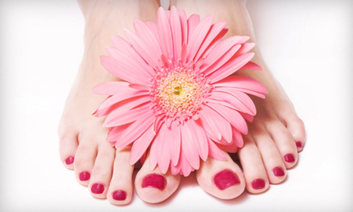TG Nail Salon - Multiple Locations: $28 for Two Pedicures at TG Nail Salon ($56 Value)