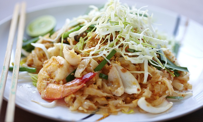 Spice & Dice Thai Restaurant - Towson: Dinner for Two or Carryout from Spice & Dice Thai Restaurant (Up to 50% Off)