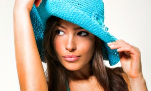 Tan Tyme Salon: One or Three Airbrush Spray Tans at Tan Tyme Salon (Up to 63% Off)