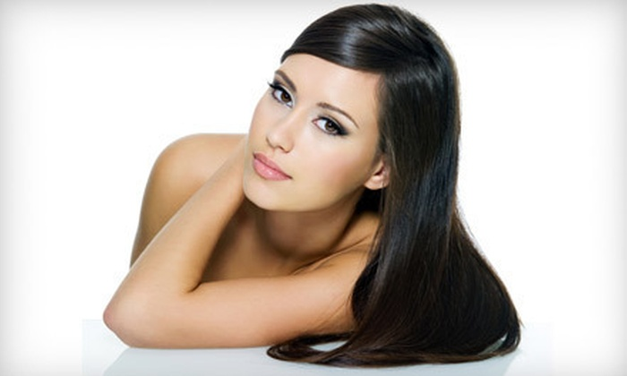 Lipstic Salon & Spa - Mar Vista: $99 for a Brazilian Blowout at Lipstic Salon & Spa ($300 Value)