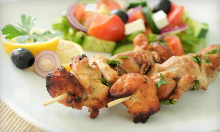 Sinbad Grill - Gravesend: $20 Worth of Mediterranean Food