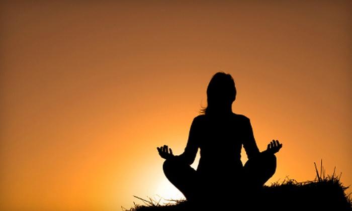 Hot Yoga At Sunrise - Fair Oaks: $29 for a 10-Class Card at Hot Yoga At Sunrise in Fair Oaks ($110 Value)