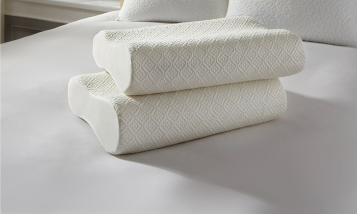Ideal Comfort Memory Foam Pillows: $39.99 for a Set of 2 Ideal Comfort Adjustable Memory-Foam Pillows ($79.99 List Price). Free Shipping.