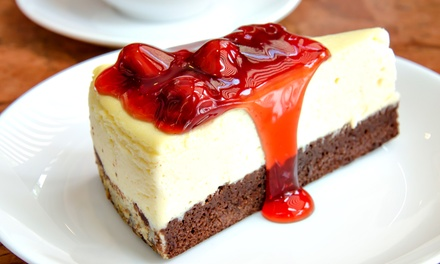 Pies, Cakes or Cheesecakes at Sincerely Yours Cheesecakes (Up to 40% Off)