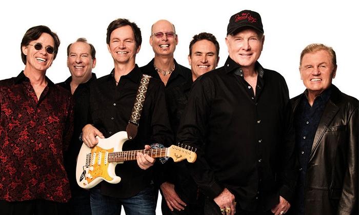 Beach Boys - Secrest Auditorium: The Beach Boys on October 20 at 7:30 p.m.