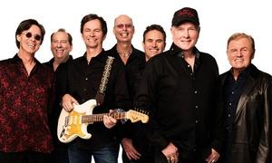 Beach Boys: The Beach Boys on October 20 at 7:30 p.m.