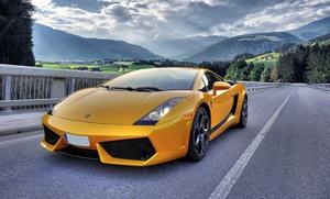 Experiencia de conducción en Ferrari F-430 Spider, Lamborghini Gallardo, Porsche 911 Carrera o Corvette C-6 desde 29 €