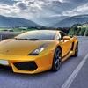 Conduce un Ferrari, Porsche o Corvette