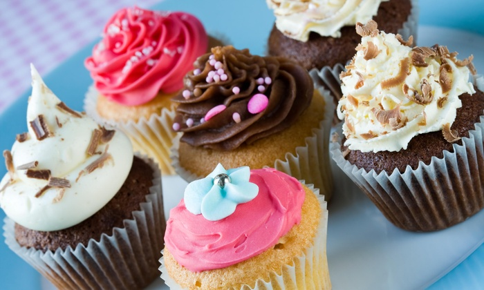 Sweet Escapes - San Jose: Two Dozen Cupcakes at Sweet Escapes (40% Off)