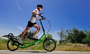 ElliptiGO: Four-Hour or Weekend ElliptiGO Rental for One or Two (Up to 67% Off)