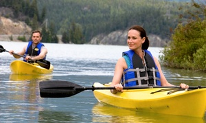 Kayakmarco.com: 2.5-Hour Kayak Tour for Two, Four, or Six People from Kayakmarco.com (Up to 52% Off)