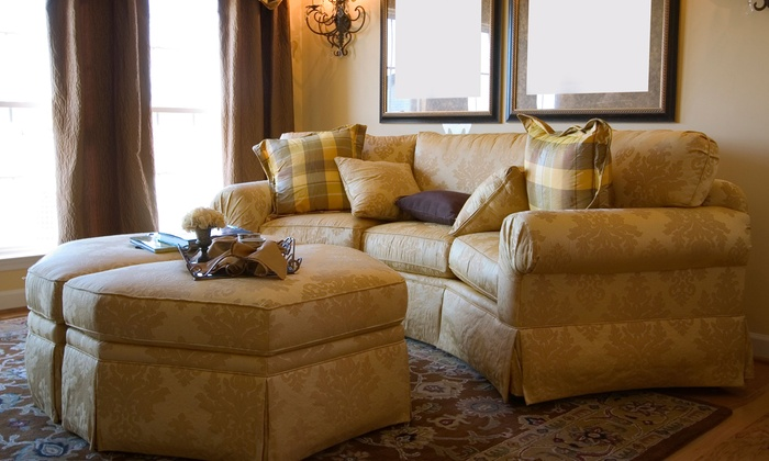 Town and Country Upholstery - Downtown Douglasville: $30 for $50 Worth of Fabric and Upholstery at Town and Country Upholstery