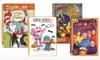 Children's Halloween 4-DVD Bundle: Children's Halloween 4-DVD Bundle