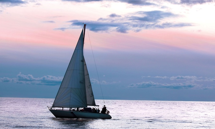Dauntless Sailing School - Geist Lake Marina: Sailing Cruisefor Two, Four, or Six on Geist Reservoir from Dauntless Sailing School (Up to 55% Off)