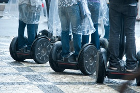 Quechee Segway: Up to 46% Off Segway Tours at Quechee Segway