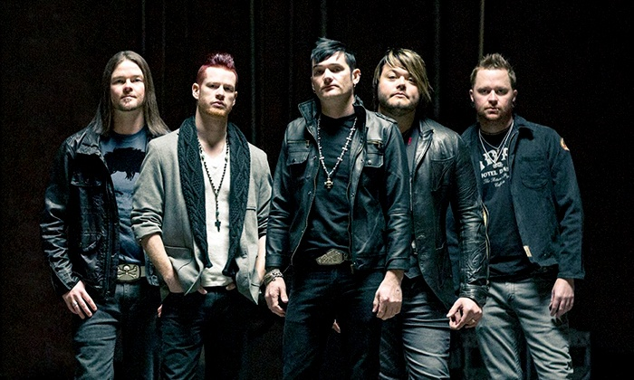 Hinder - The Intersection: Hinder on January 22 at 6:30 p.m.