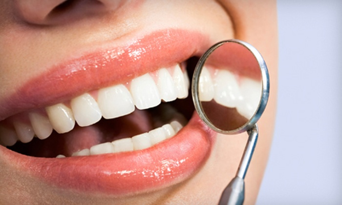 Murry & Kuhn Dentistry - Multiple Locations: Dental-Exam Package with Options for Whitening Kit and Sonicare Toothbrush at Murry & Kuhn Dentistry (Up to 89% Off)